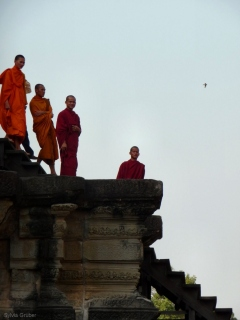 kambodscha-aw-mönche-stiege