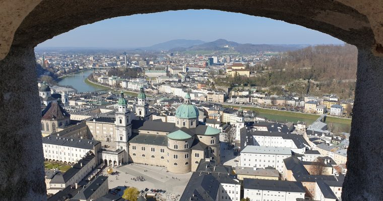 Salzburg March 2019