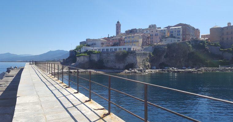 Elba and Bastia May 17